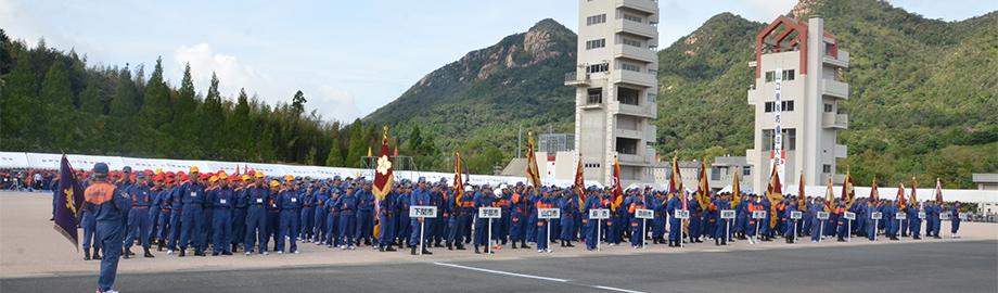 公益財団法人 山口県消防協会のホームページへようこそ